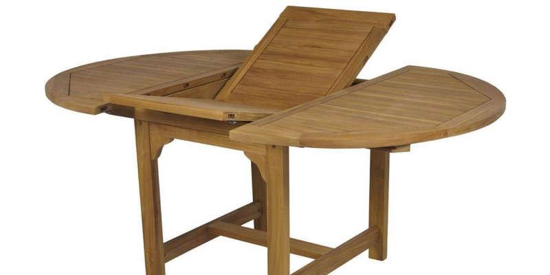 Mesa redonda extensible comedor y cocina mesaextensible for Mesa comedor redonda extensible madera